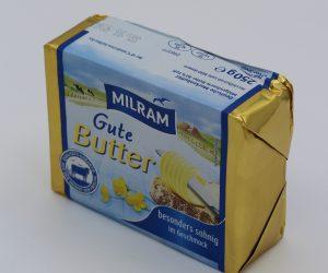 Butter und Frischkäse